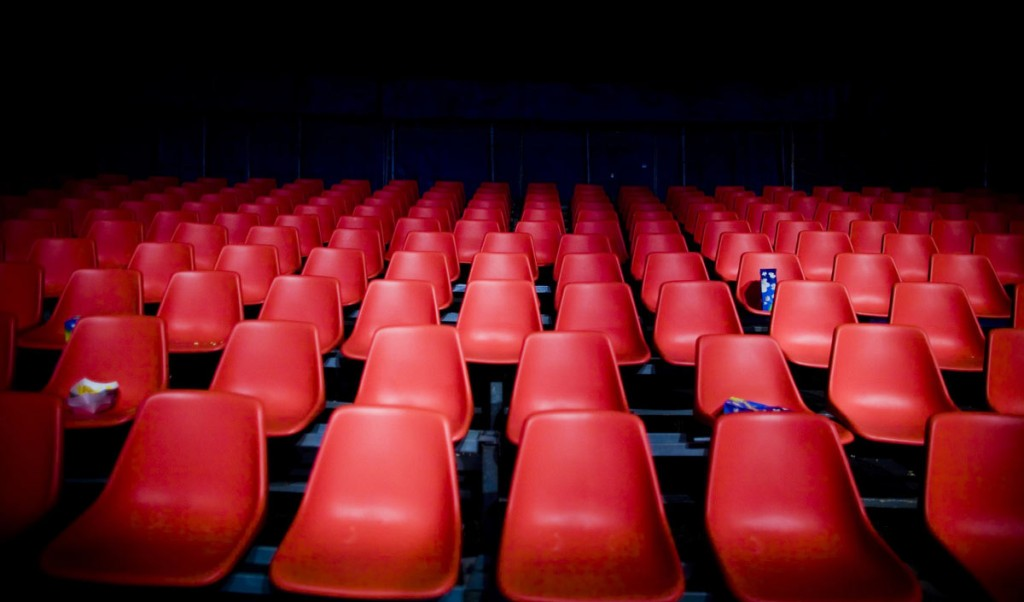 how to not build an audience and have nobody there