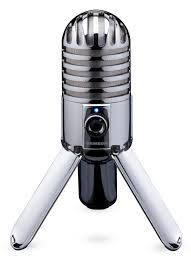 I just bought the samson meteor mic