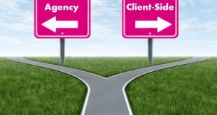 agency vs client-side pink